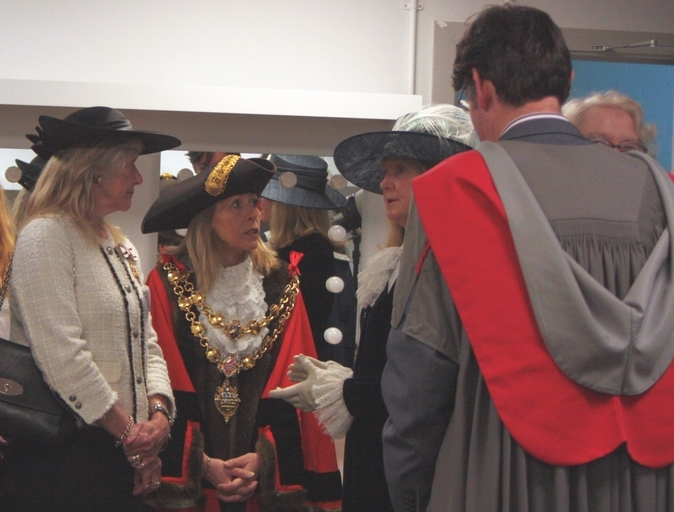 Mayor of Poole or pirate captain?