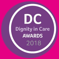 Carers Oxfordshire Dignity in Care Award